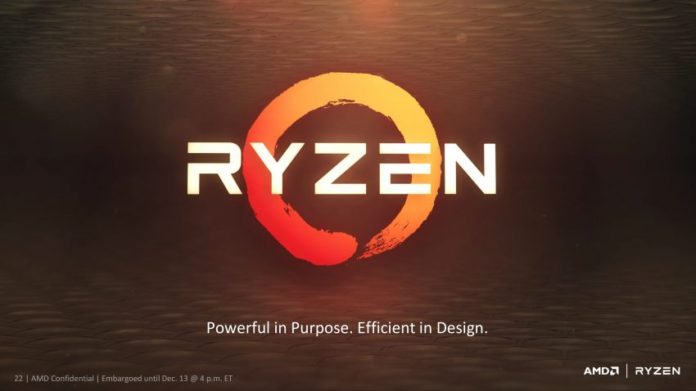AMD Ryzen New Horizon