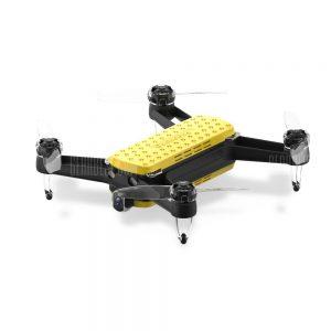 Geniusidea Follow RC Selfie Drone - YELLOW