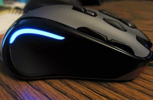 Logitech Optical Gaming Mouse G300s - Recensione