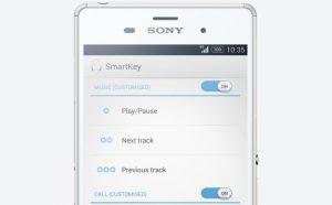 smart key sony