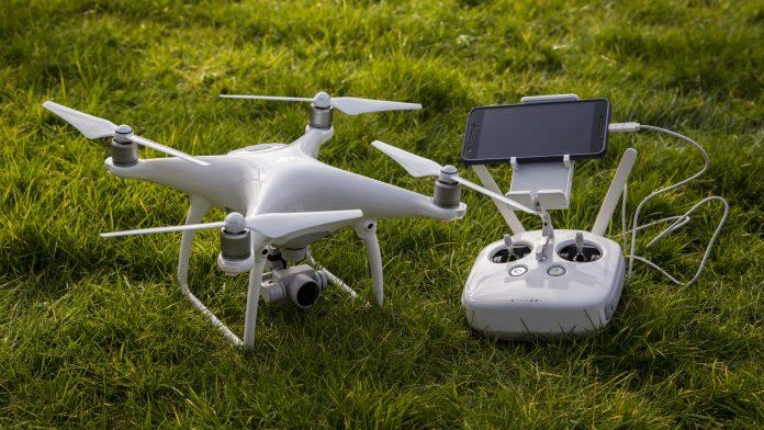 Droni Drone militari