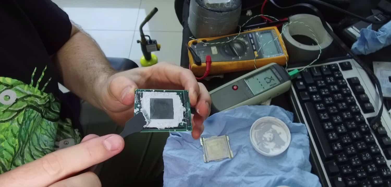 Intel Overclock i9 7980XE 6.1ghz