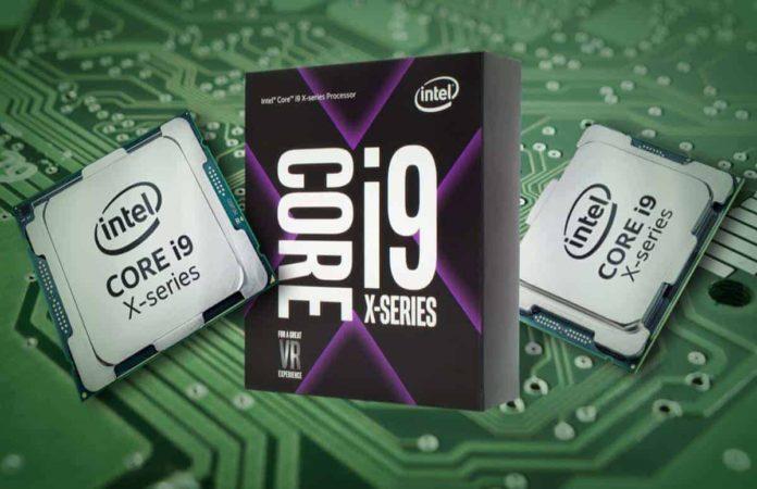 Intel Overclock i9 7980XE 6.1 ghz