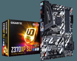 GIGABYTE Z370XP SLI
