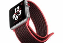 Apple Watch Nike+ Serie 3