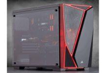 Corsair Carbide SPEC-04 Carbide SPEC-04 tempered glass case corsair spec-04 Carbide SPEC-04 corsair SPEC-04
