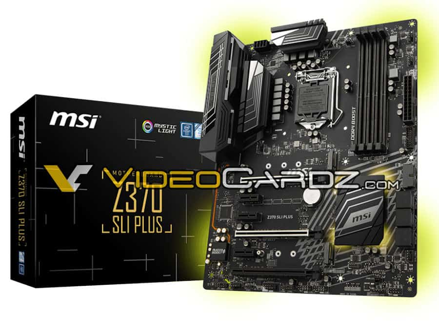 schede madri MSI Z370 intel coffee lake Z370 Coffee Lake MSI Coffee Lake