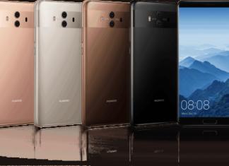 Huawei Mate 10 presentazione