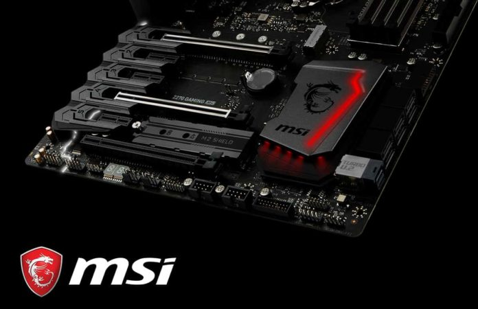 scheda madre MSI Z370 intel coffee lake Z370 Coffee Lake MSI Coffee Lake
