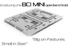 benchtable BC1 Mini Streamcom benchtable BC1 Mini banchetto bench Streamcom banchetto mini-itx benchtable mini-itx