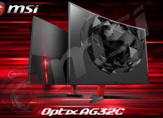 Optix AG32C MSI AG32C MSI Optix AG32C gaming monitor MSI AG32C Monitor msi optix