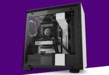 case Nzxt serie H Case nzxt con led rgb nuova serie h nzxt H700i nzxt H200i H400i nzxt