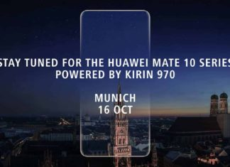 specifiche Huawei mate 10