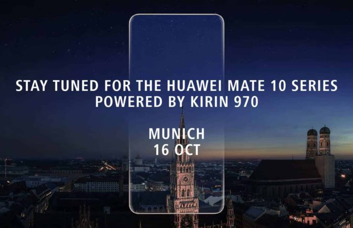 specifiche Huawei mate 10