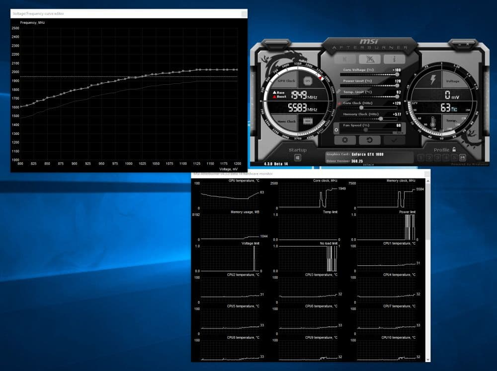MSI Afterburner NVIDIA 1070 Ti GTX NVIDIA GTX 1070 Ti msi NVIDIA 1070 ti gtx 1070ti