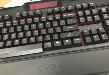tastiera meccanica EVGA Z10