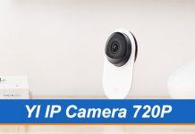 Recensione YI IP Camera 720P