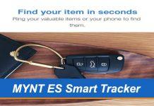 Recensione MYNT Smart Tracker
