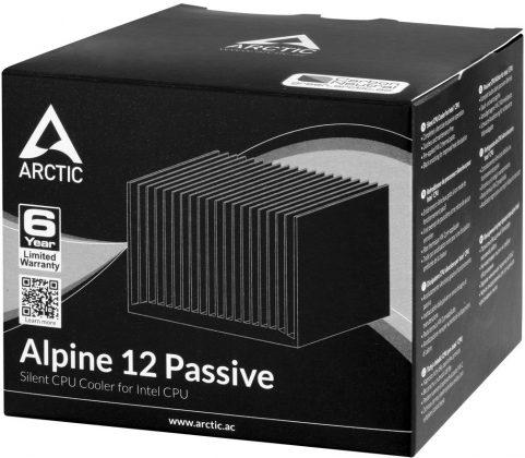 Arctic Alpine M2 Passive