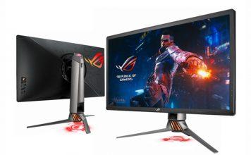 Il monitor gaming ASUS ROG Swift PG27UQ disponibile in pre-ordine