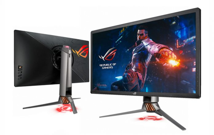 Il monitor gaming ASUS ROG Swift PG27UQ disponibile in pre-ordine
