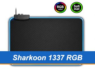 Recensione Sharkoon 1337 RGB