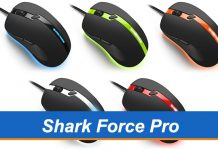Recensione Shark Force Pro