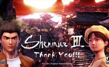 requisiti minimi di Shenmue III