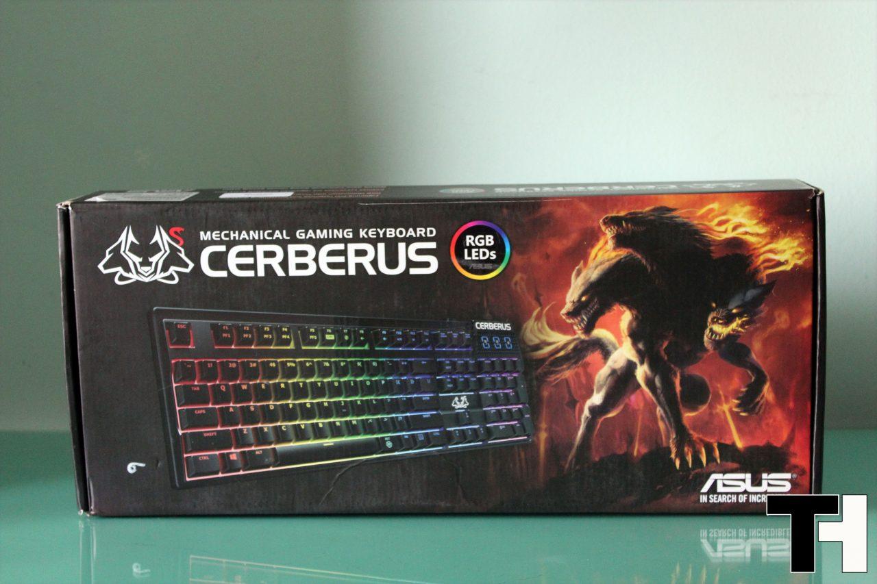 Recensione Asus Cerberus Mech RGB