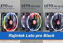 Recensione Raijintek LETO RGB