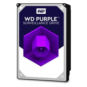 Il nuovo Western Digital purple da 12 TB