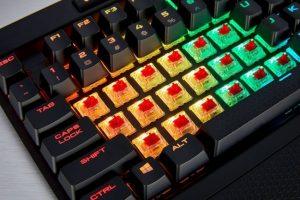 nuove tastiere Corsair