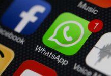 aggiornamento di whatsapp