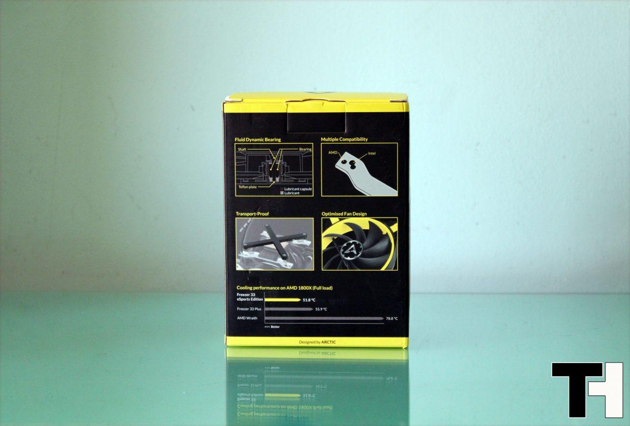 Recensione Arctic Freezer 33 eSports Edition
