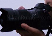 aspetto della nuova mirrorless Full Frame di Nikon