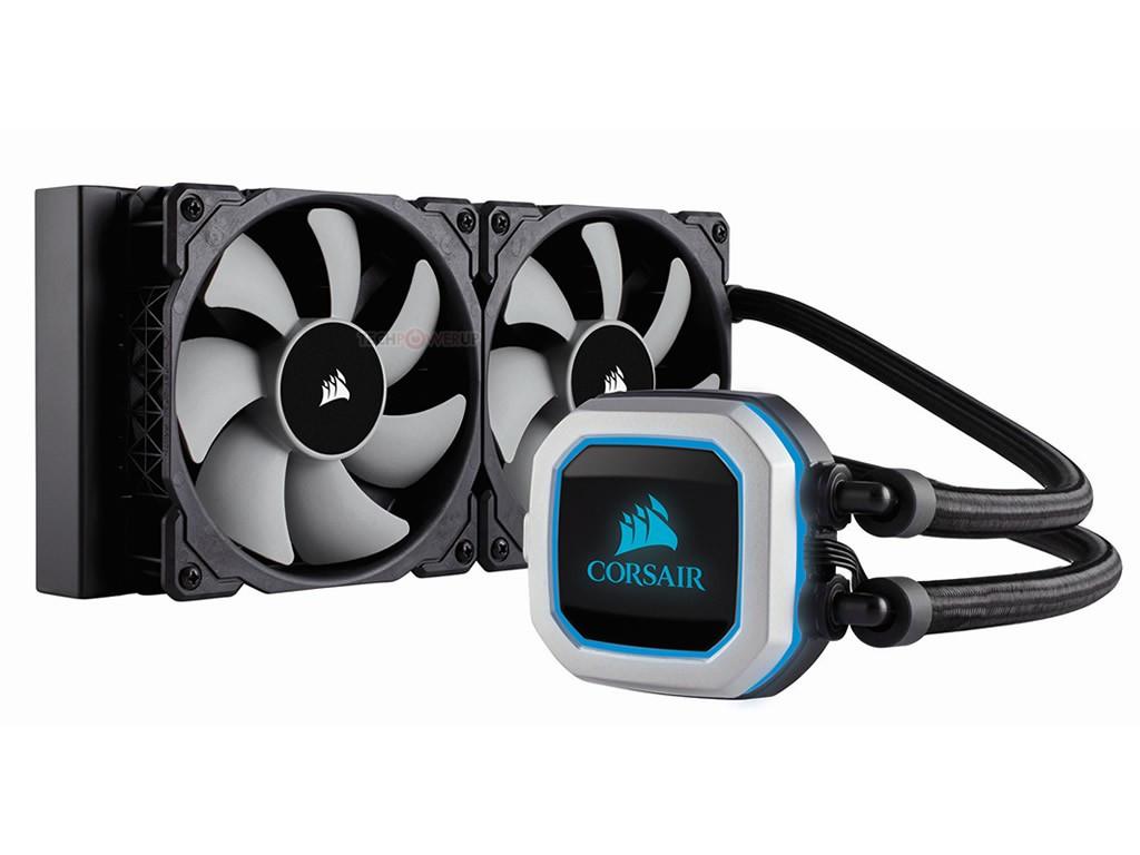 Hydro H100i Pro