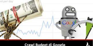 Crawl budget: cos'è e come ottimizzarlo