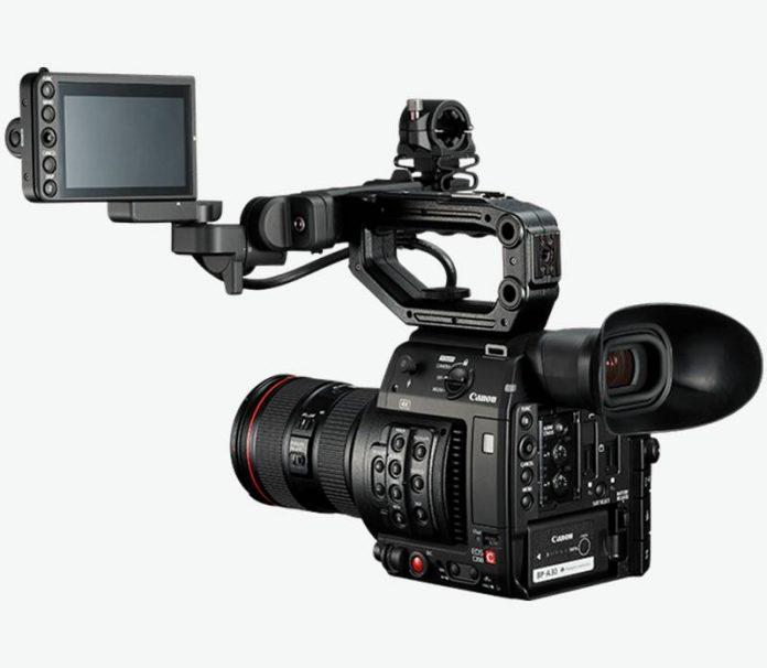Canon EOS C200 firma le note della libertà
