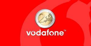 Vodafone aumenta il costo delle promozioni