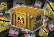 Lootbox di CS:GO