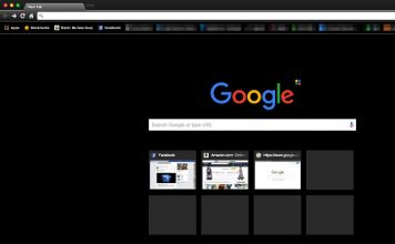 Come impostare il tema scuro su Chrome
