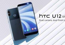 Arriva HTC U12 life