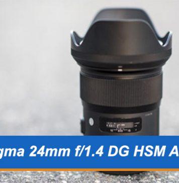 Recensione Sigma 24mm f/1.4 DG HSM ART