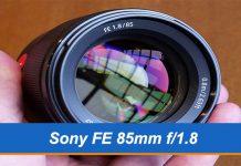 Recensione Sony FE 85mm f/1.8