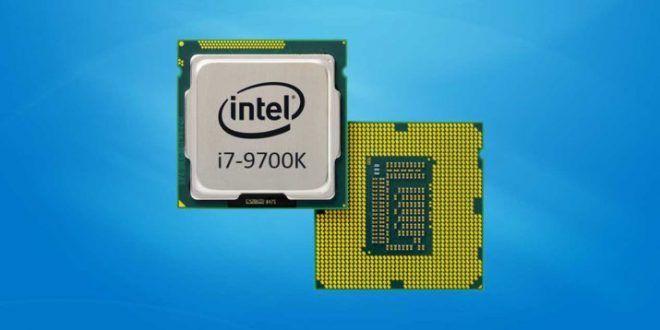 benchmark i7-9700K