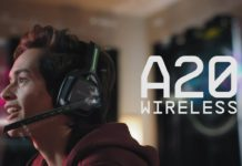 astro a20 cuffie gaming