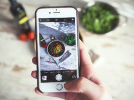 fotografare cibo