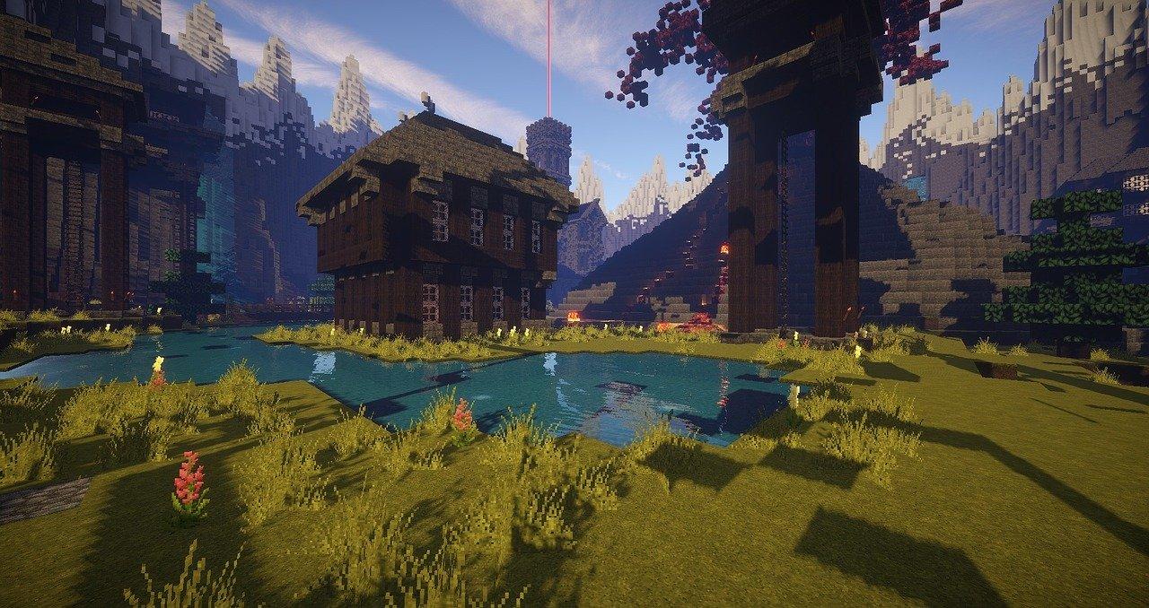 giochi avventura pc: minecraft