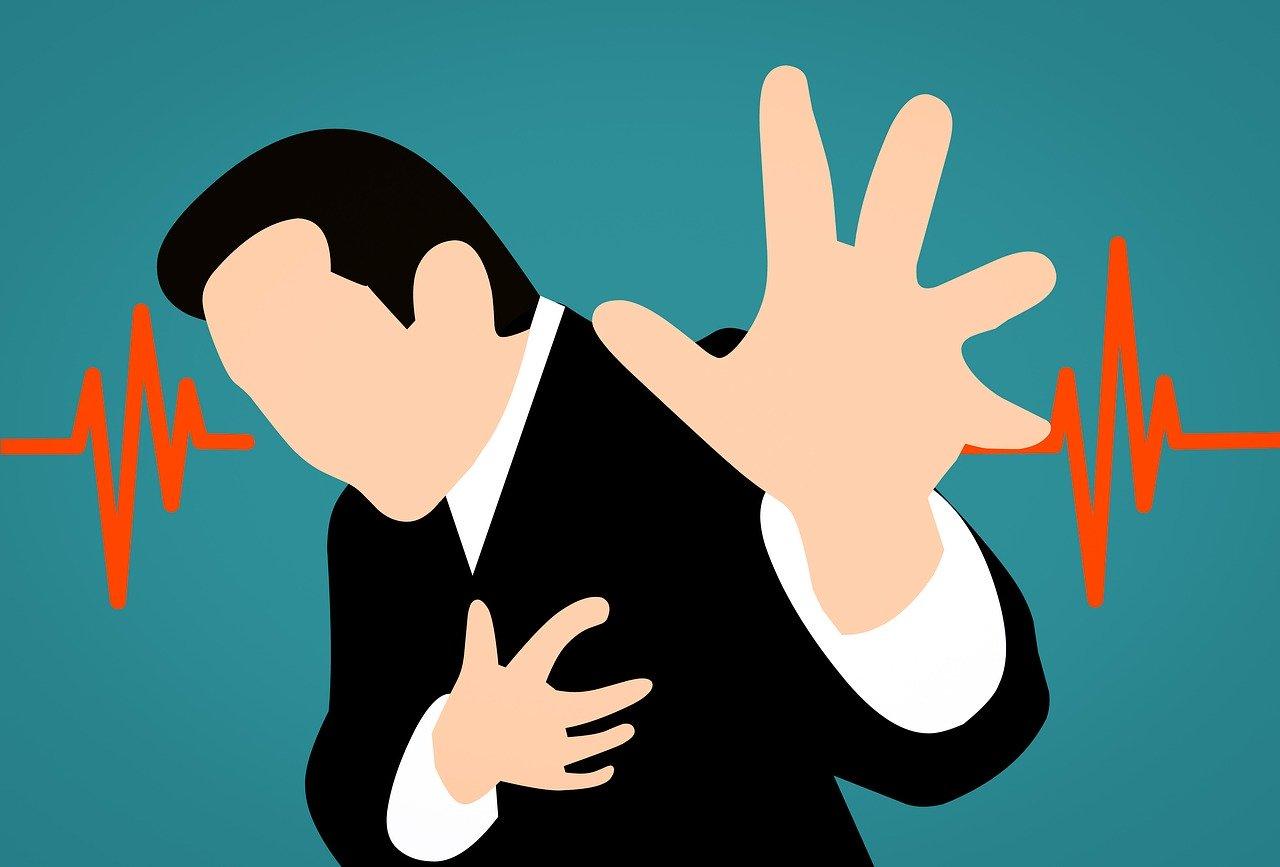 attacco di cuore defibrillatore