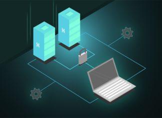 differenza hosting server